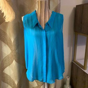 Rory Beca Sleeveless Button Front Blouse